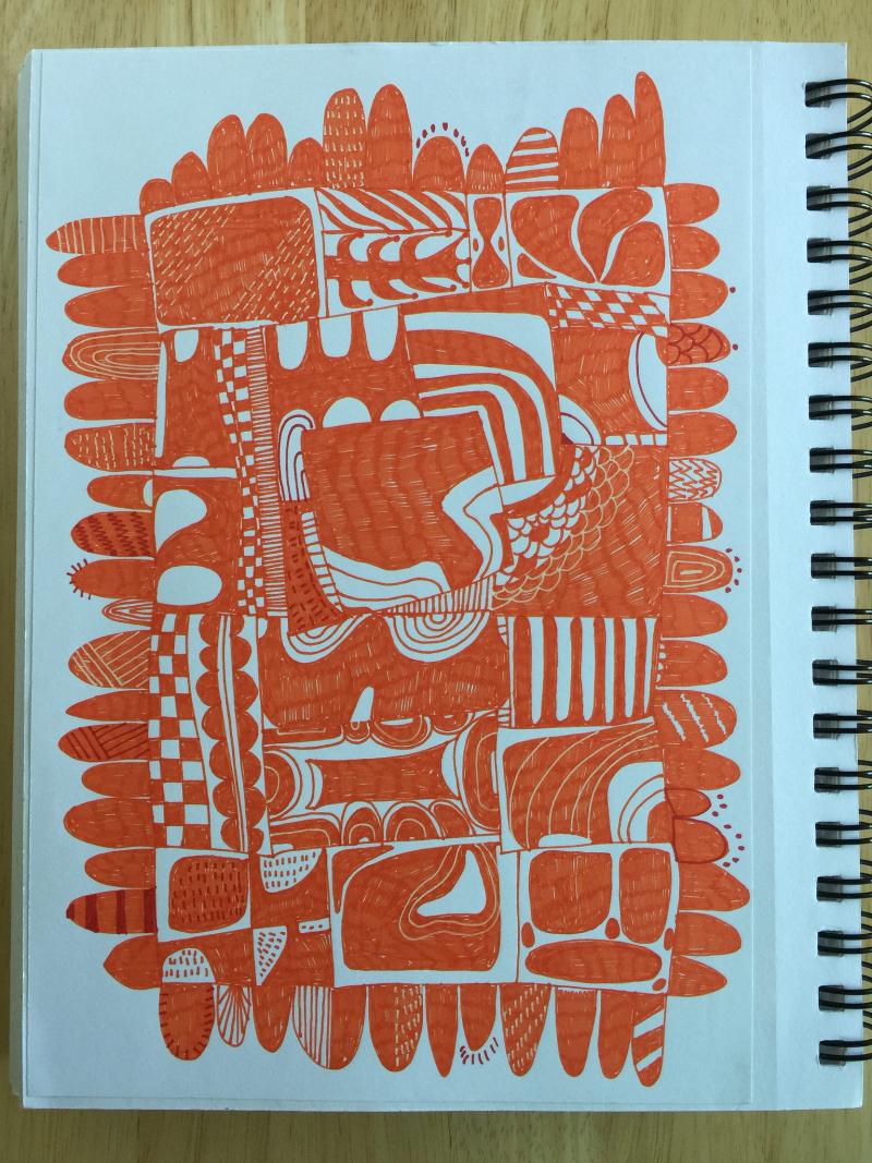 Orange picto