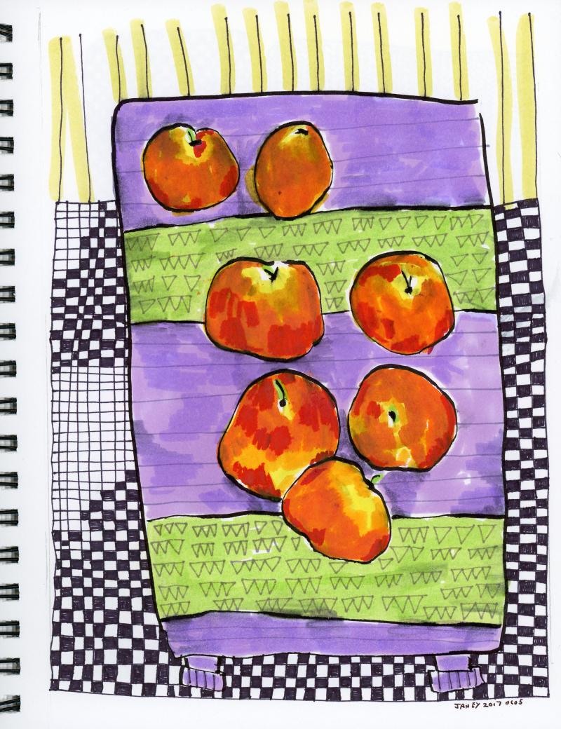 Paul's apples135
